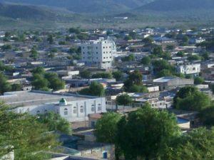 Borama-City